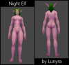 Extended Nude Skins image number 1